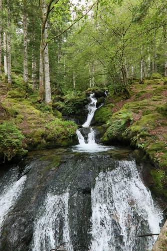 Cascade du Chiroulet 2